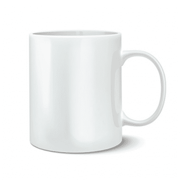hrnček s fotkou, keramický biely
